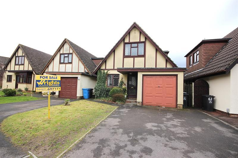 3 Bedrooms Chalet House for sale in Honeysuckle Lane, Creekmoor, Poole
