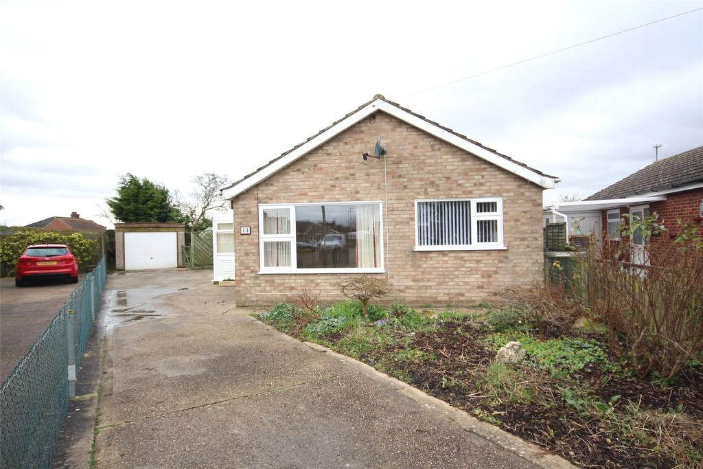 3 Bedrooms Bungalow for sale in Anderson, Dunholme, LN2