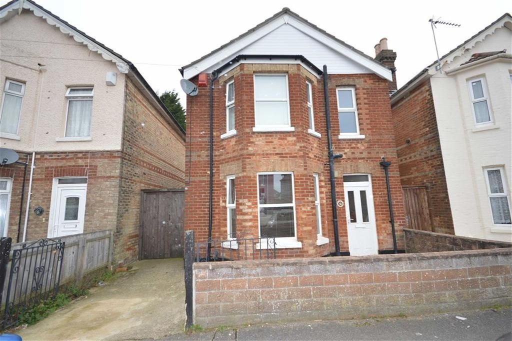3 Bedrooms Detached House for sale in Parker Road, Bournemouth, Dorset, BH9