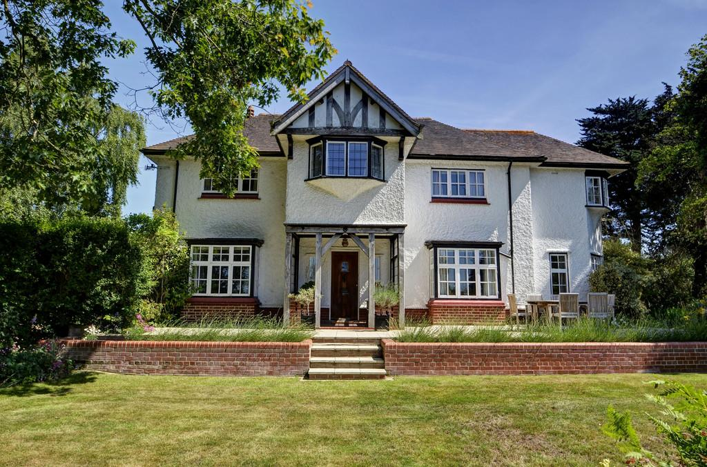 4 Bedrooms Detached House for sale in Hillside Road, Horning