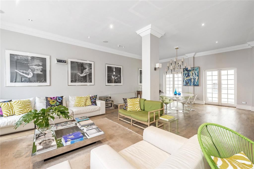 6 Bedrooms Flat for sale in Queen Ann's Gate, Westminster, London