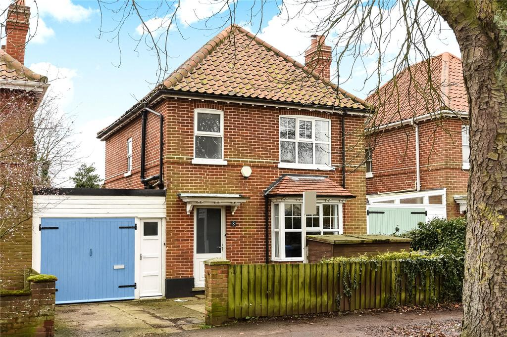 4 Bedrooms Detached House for sale in The Avenues, Norwich, Norfolk, NR2