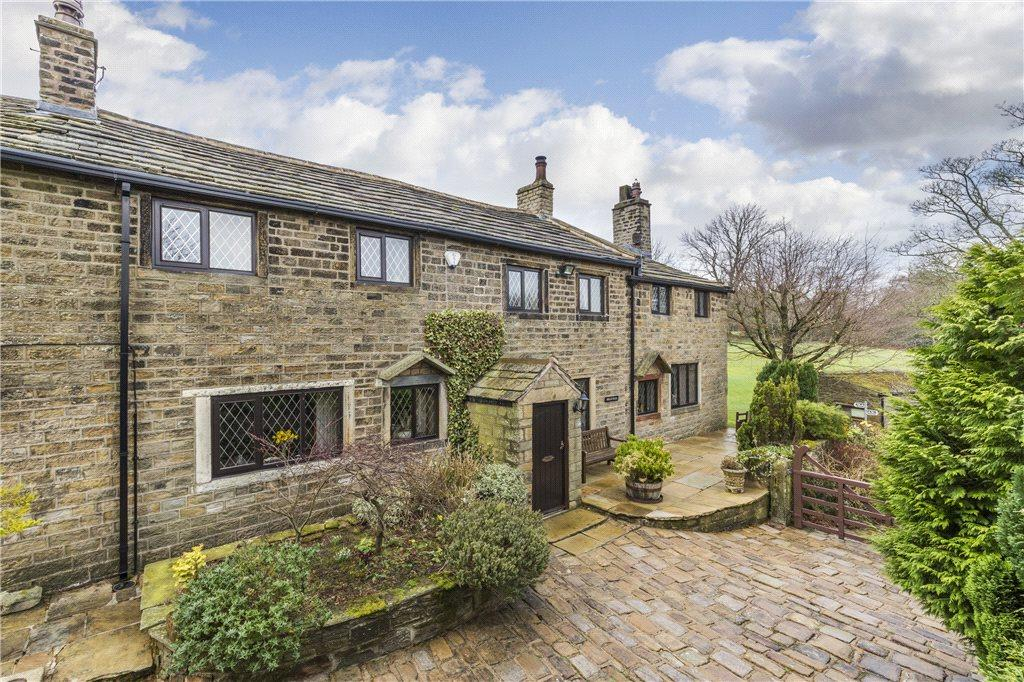 3 Bedrooms Unique Property for sale in Hollin Hall, Barnoldswick Road, Blacko, Lancashire