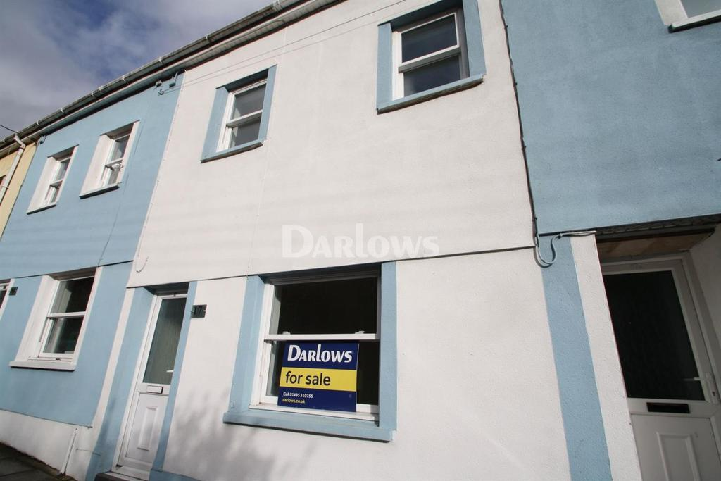 2 Bedrooms Terraced House for sale in Winifred Terrace, Cwmtillery, Abertillery, Gwent