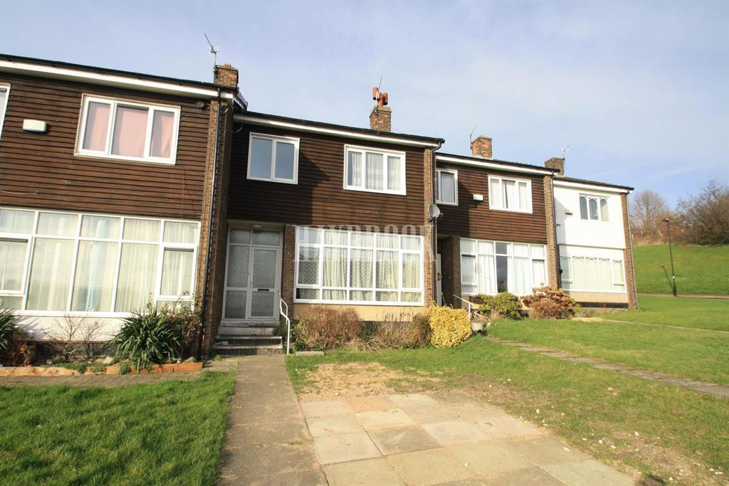 3 Bedrooms Terraced House for sale in Fox Hill Crescent, Fox Hill