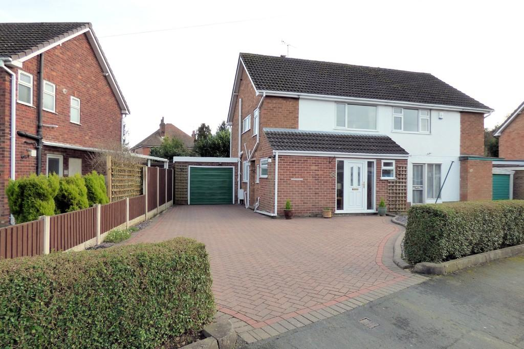 3 Bedrooms Semi Detached House for sale in Micklehome Drive, Alrewas
