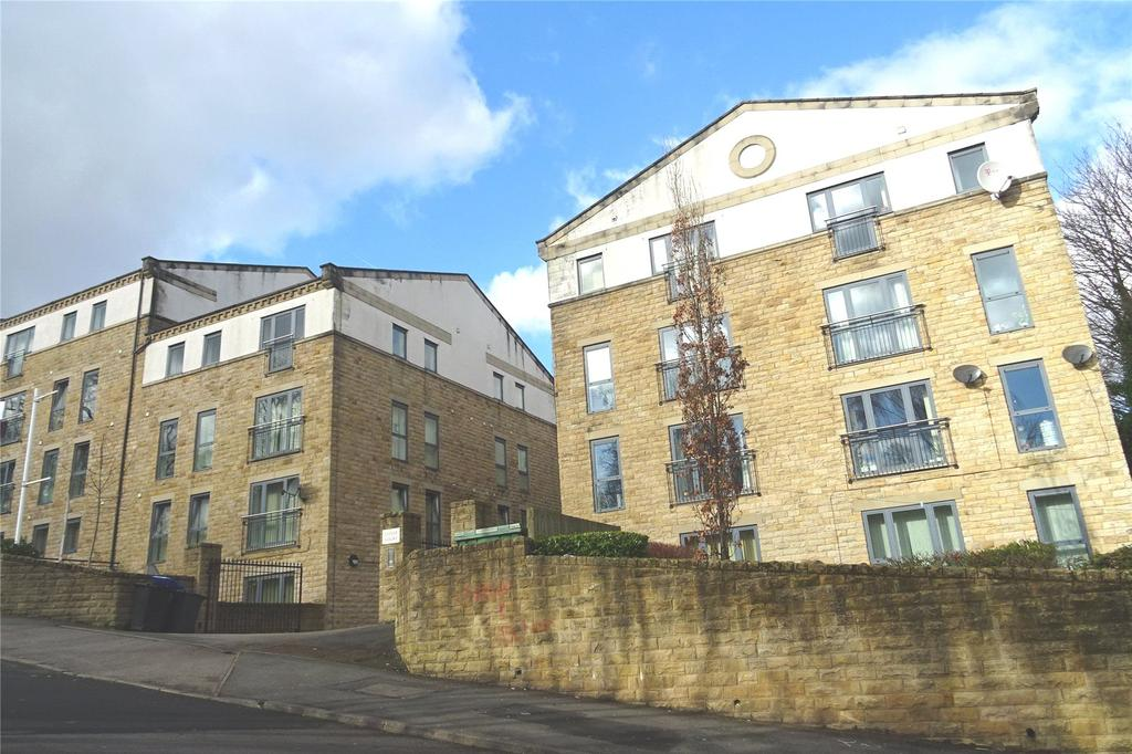 2 Bedrooms Apartment Flat for sale in Lister Court, Cunliffe Road, Bradford, West Yorkshire, BD8