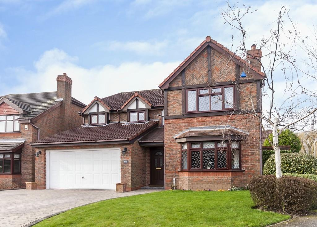 4 Bedrooms Detached House for sale in Montgomery Close, Chilwell