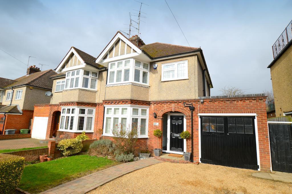 4 Bedrooms Semi Detached House for sale in Elmwood Crescent, Luton, Beds, LU2 7HZ