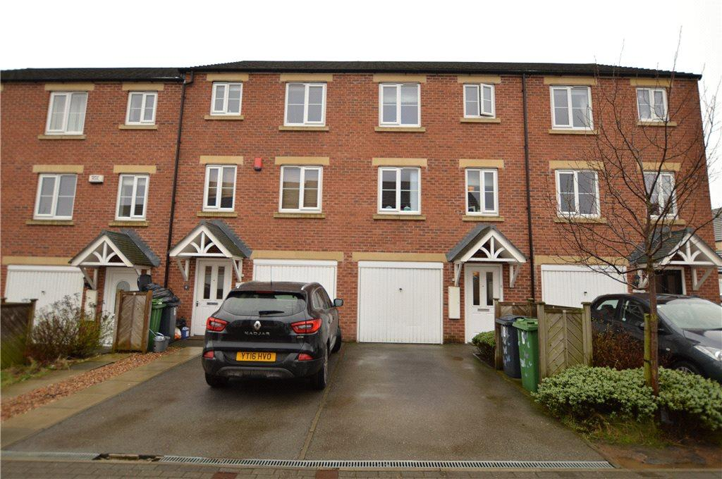 4 Bedrooms Town House for sale in Regent Place, Thorpe, Wakefield, West Yorkshire