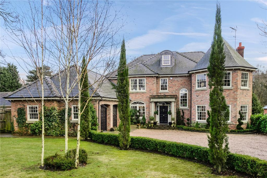 7 Bedrooms Detached House for sale in Bracken Lodge, 64 Horncastle Road, Woodhall Spa, Lincolnshire, LN10