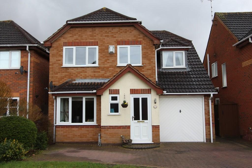 4 Bedrooms Detached House for sale in Shelwick Grove, Dorridge