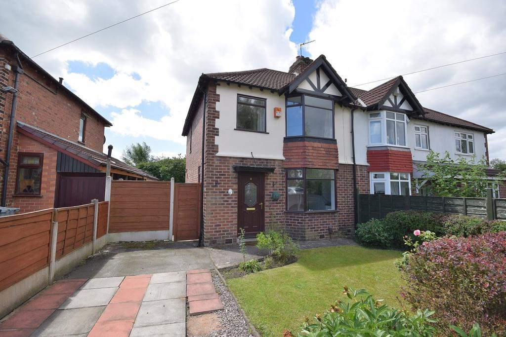 2 Bedrooms Semi Detached House for sale in Nickleby Road, Poynton