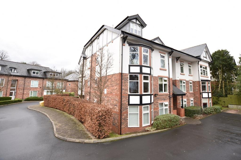 2 Bedrooms Apartment Flat for sale in Ashley Road, Hale