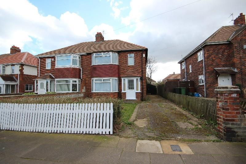 3 Bedrooms Semi Detached House for sale in West View Road, Hartlepool