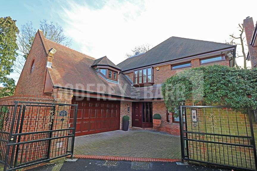 6 Bedrooms Detached House for sale in Westover Hill, Hampstead