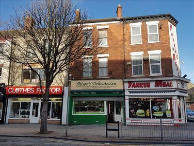 334 Hessle Road, Hull, East Yorkshire, HU3 3SB Property