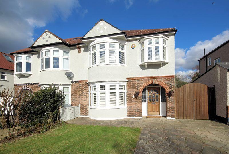 3 Bedrooms Semi Detached House for sale in Southcroft Avenue, West Wickham