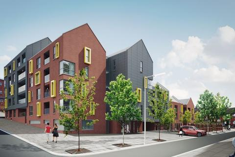 2 bedroom apartment for sale - Salisbury Place, Liverpool, L3