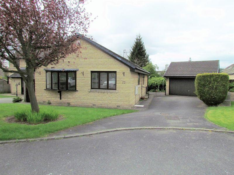 2 Bedrooms Detached Bungalow for sale in Oakridge Court, Bingley