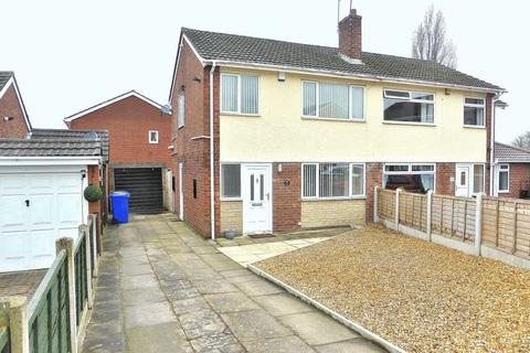 3 bedroom semi-detached house for sale - Nutbrook Avenue, Stoke-On-Trent