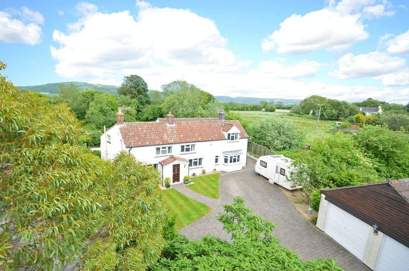 5 Bedrooms Detached House for sale in Sparrow Hill Way, Weare, Nr Wedmore, Somerset, BS26 2LA