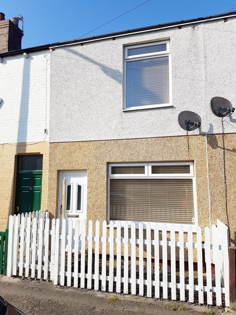 2 Bedrooms Terraced House for sale in Vincent Terrace, Thurnscoe, Rotherham S63