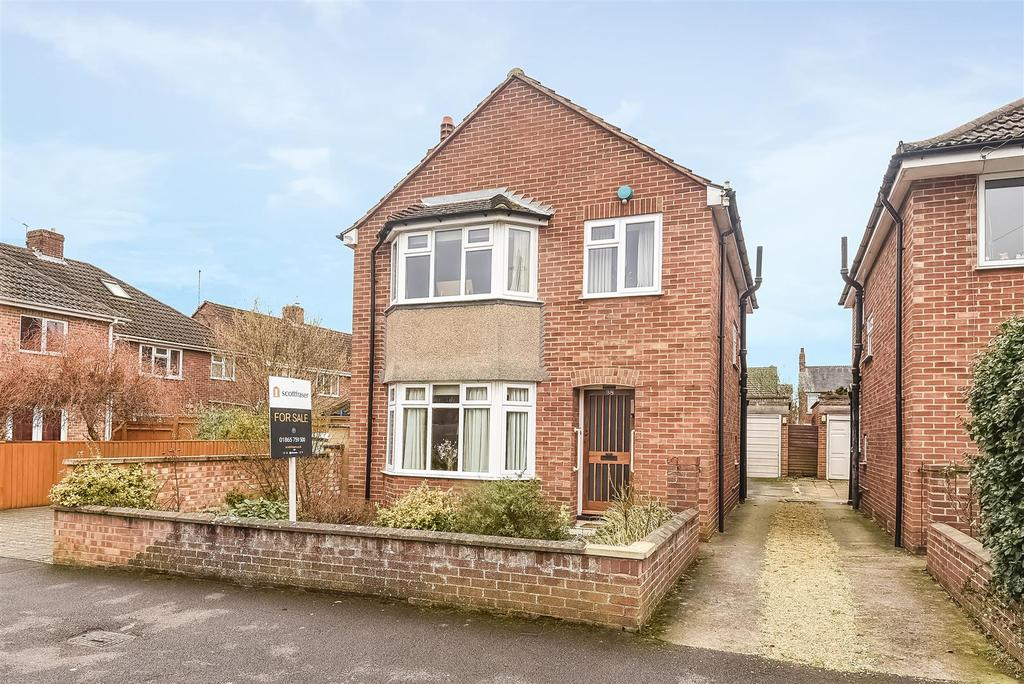 3 Bedrooms Detached House for sale in Stile Road, Headington
