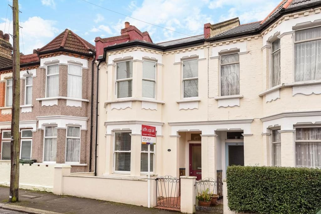 4 Bedrooms Terraced House for sale in Harpenden Road, West Norwood, SE27