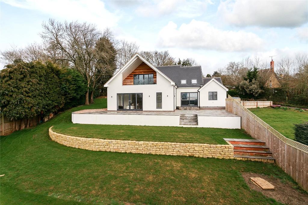 4 Bedrooms Detached House for sale in Mollington, Banbury, Oxfordshire
