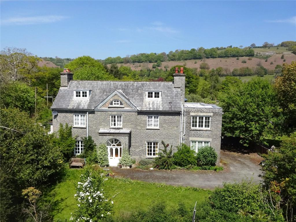 7 Bedrooms Detached House for sale in Erwood, Builth Wells, Powys