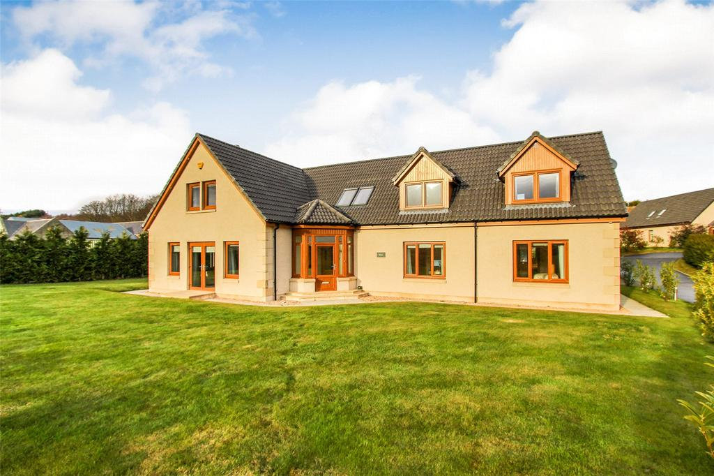 5 Bedrooms Detached House for sale in Miltonhill, Kinloss, Forres, Morayshire