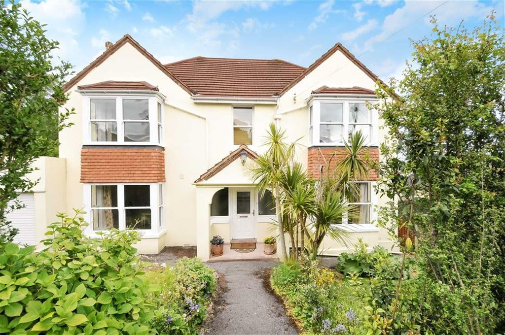 6 Bedrooms Detached House for sale in Higher Warberry Road, Torquay, Devon, TQ1