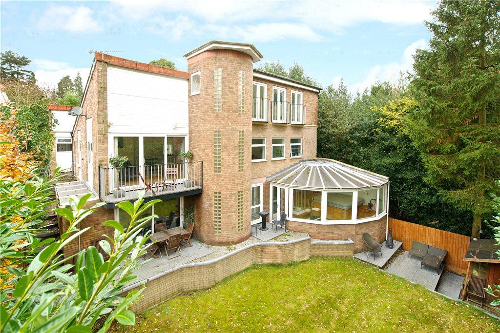 5 Bedrooms Detached House for sale in Holly Walk, Aspley Heath, Woburn Sands, Bedfordshire