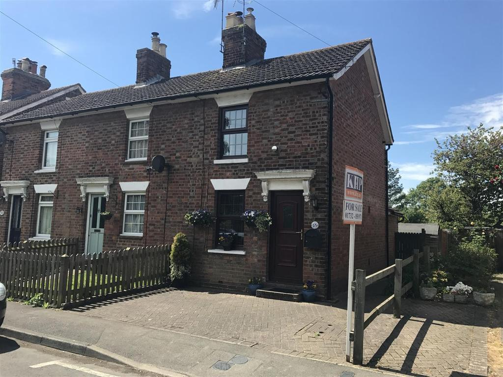 2 Bedrooms End Of Terrace House for sale in The Freehold, Hadlow, Tonbridge