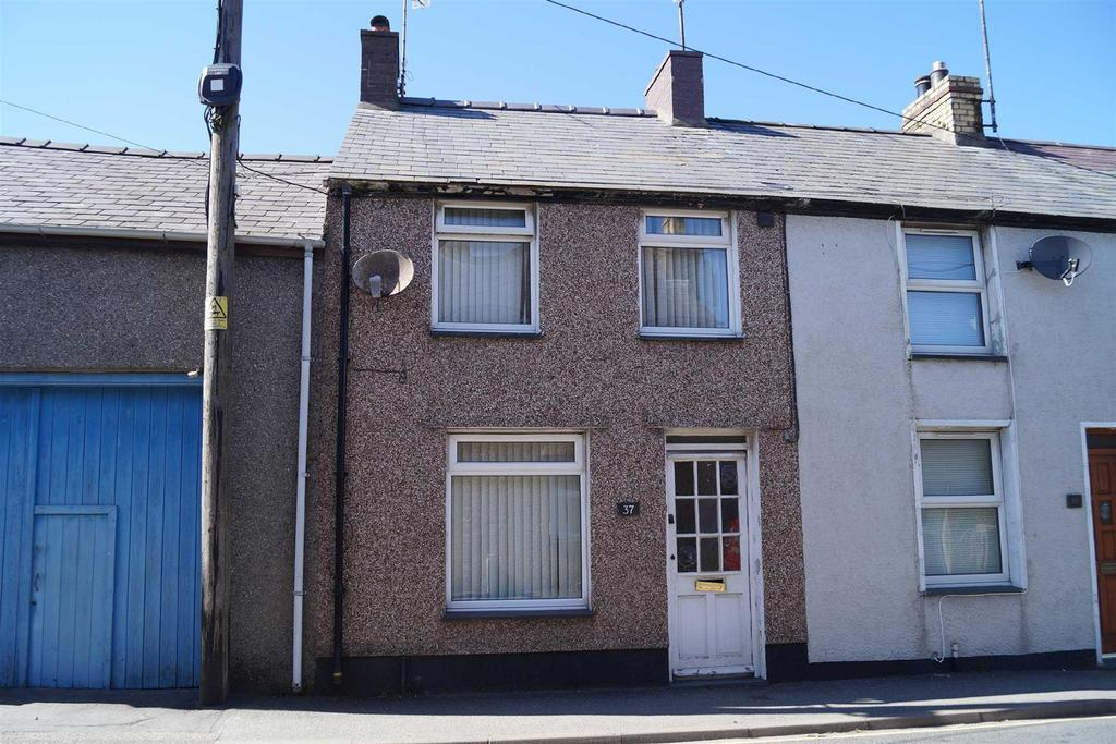 2 Bedrooms Terraced House for sale in New Row, Pwllheli