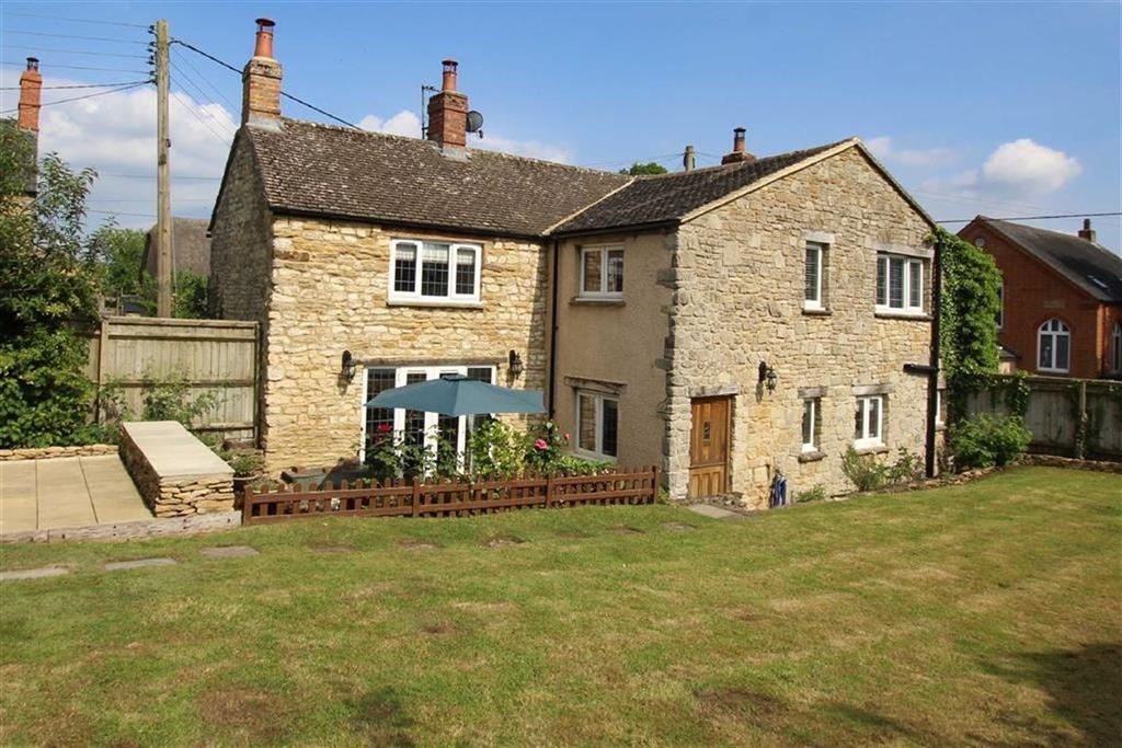4 Bedrooms Cottage House for sale in Ivy Cottage, 1, Wheelers Rise, Croughton