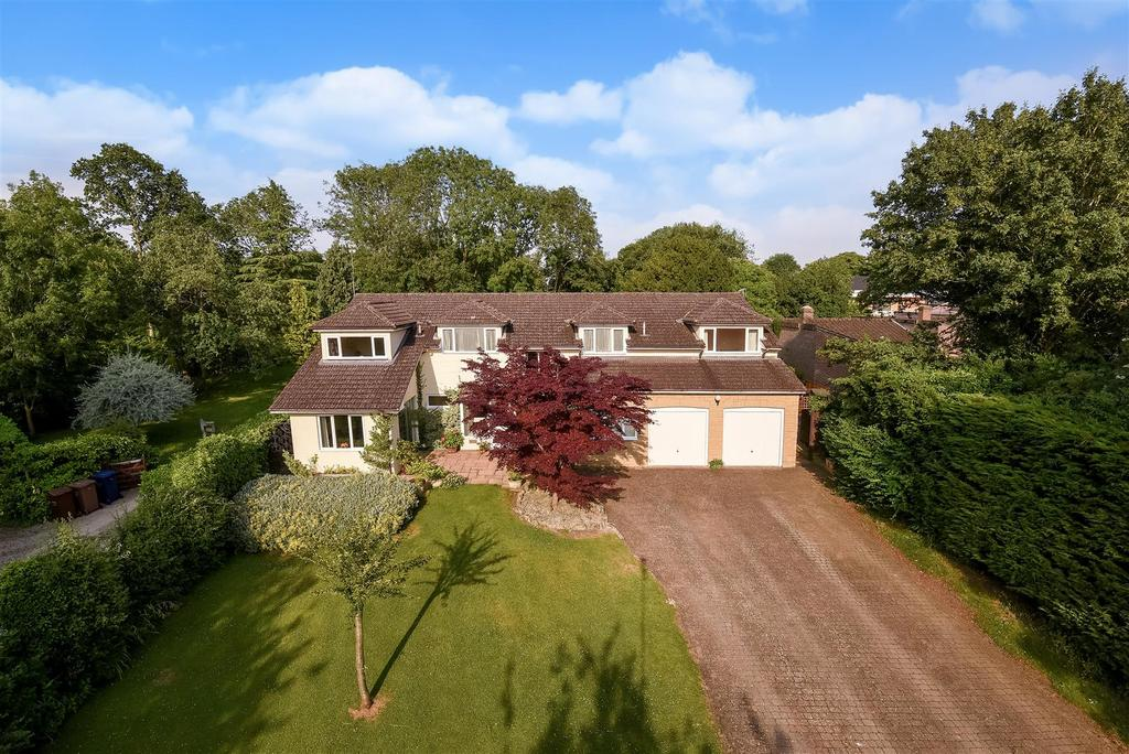 5 Bedrooms Detached House for sale in Jack Straws Lane, Headington