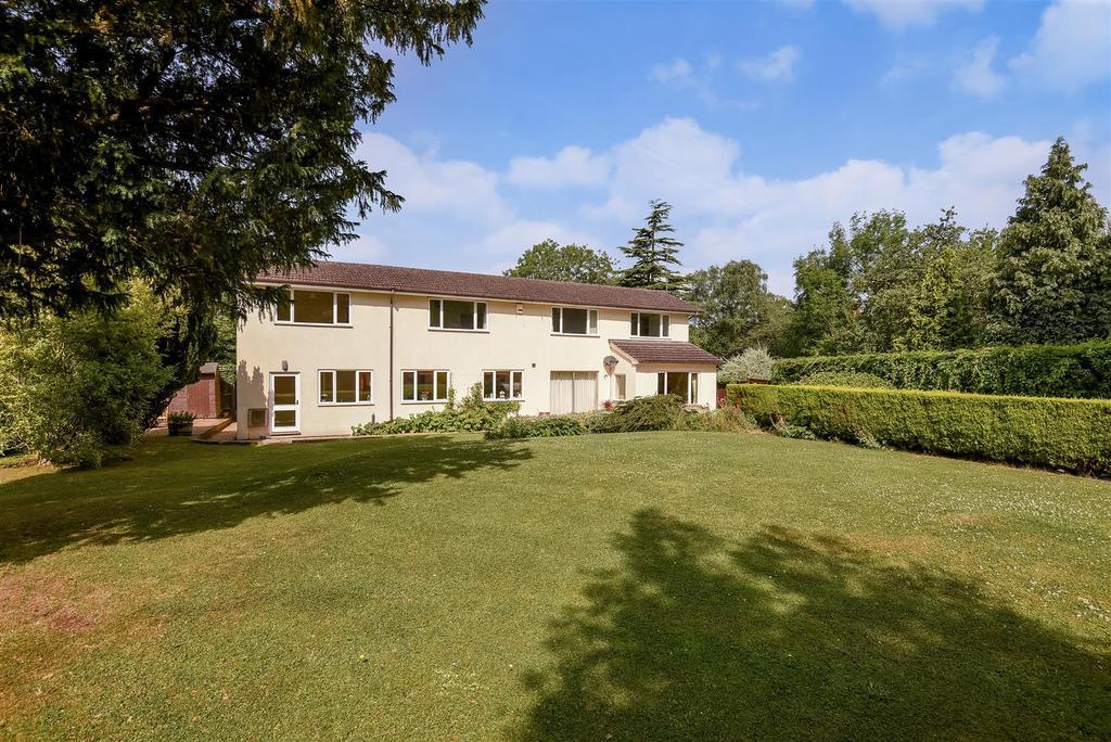 5 Bedrooms Detached House for sale in Jack Straws Lane, Headington