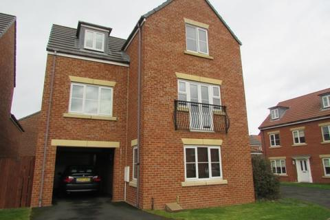 4 bedroom detached house for sale - MEADOWSWEET ROAD, BISHOP CUTHBERT, HARTLEPOOL
