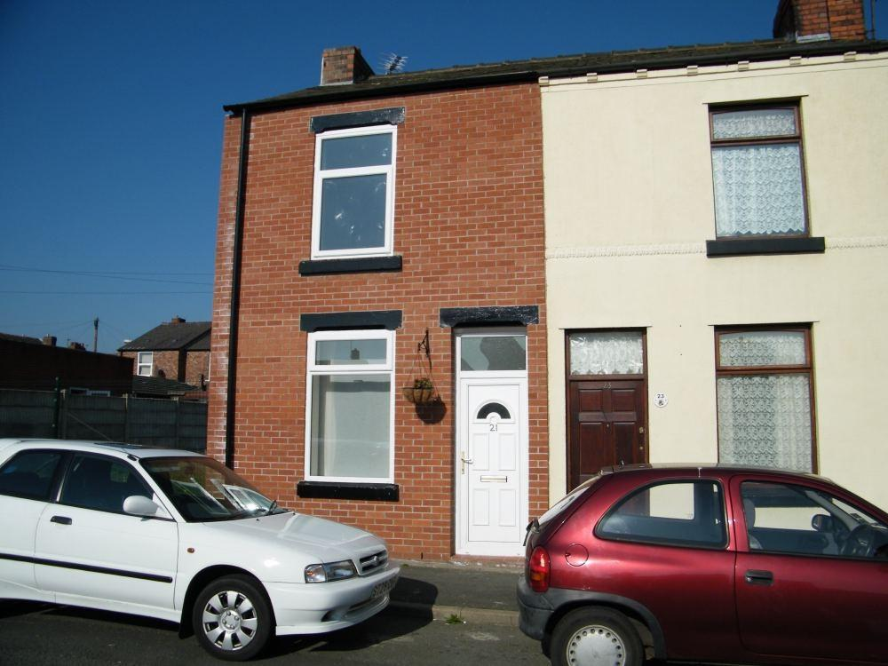 2 Bedrooms End Of Terrace House for sale in Farnworth Street, Fingerpost, ST HELENS, Merseyside
