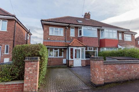 4 bedroom semi-detached house for sale - Reighton Avenue, Rawcliffe, YORK