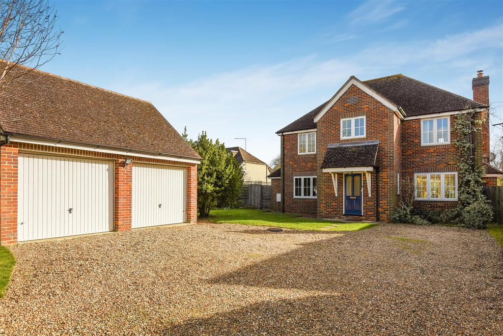4 Bedrooms Detached House for sale in Lucerne Drive, Stadhampton