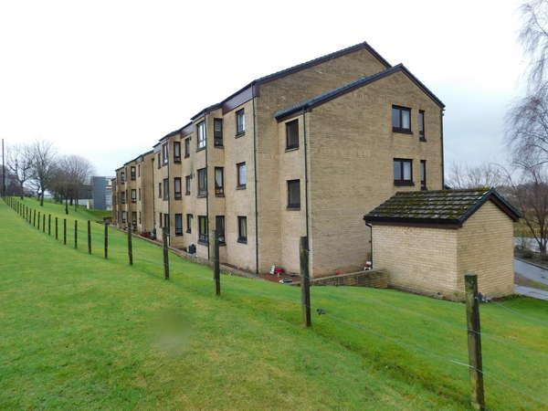 1 Bedroom Retirement Property for sale in 6 Cleddens Court, Bishopbriggs, Glasgow, G64 2SB