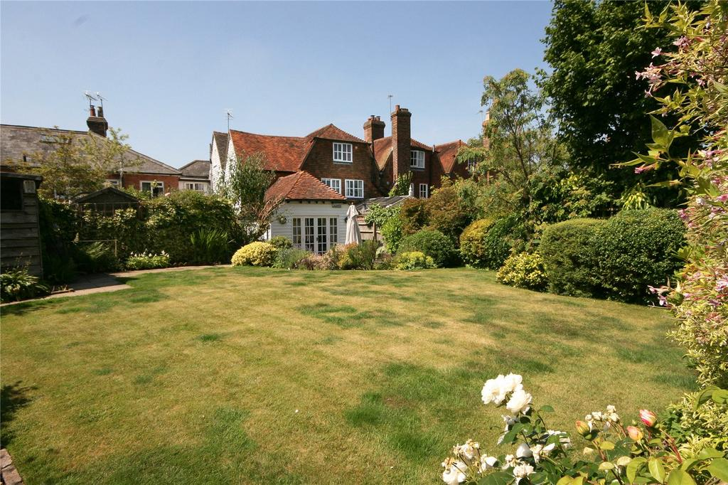 4 Bedrooms End Of Terrace House for sale in High Street, Ticehurst