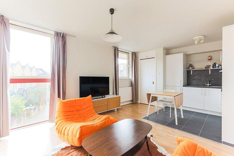 1 Bedroom Flat for sale in China Court, Asher Way, London, E1W