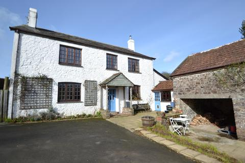 4 bedroom detached house for sale - Burrington, Umberleigh