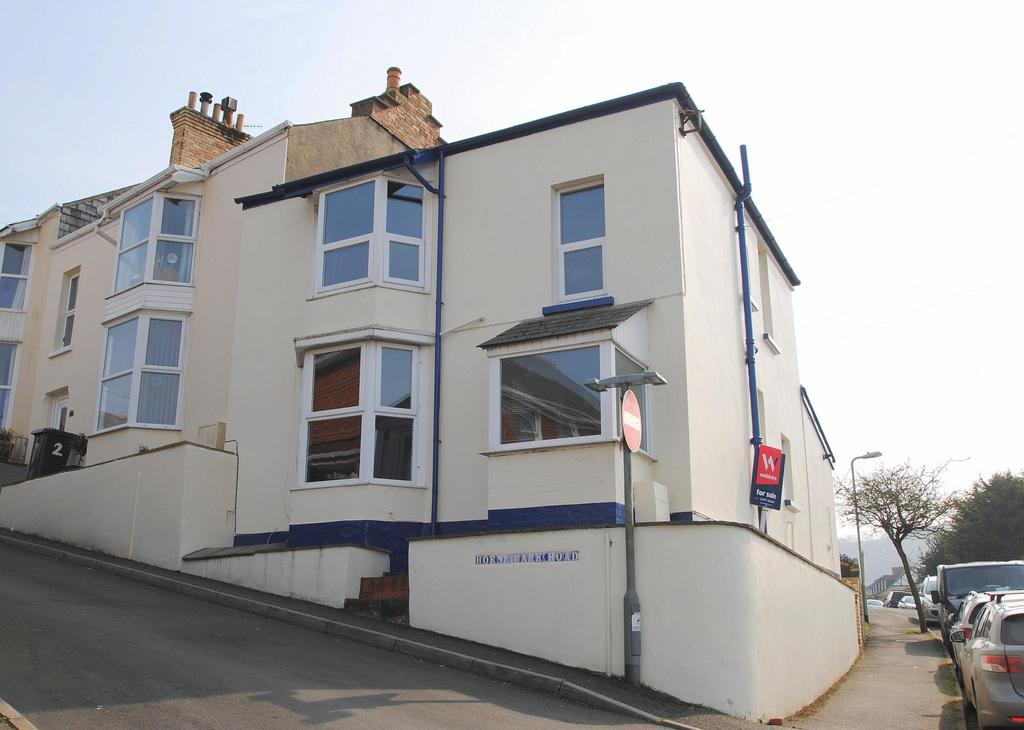 3 Bedrooms Terraced House for sale in Horne Park Road, Ilfracombe