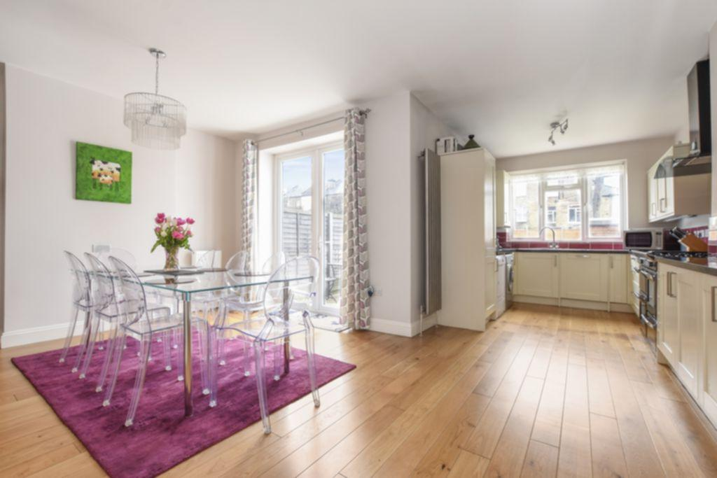 4 Bedrooms House for sale in Lausanne Road, Hornsey, N8