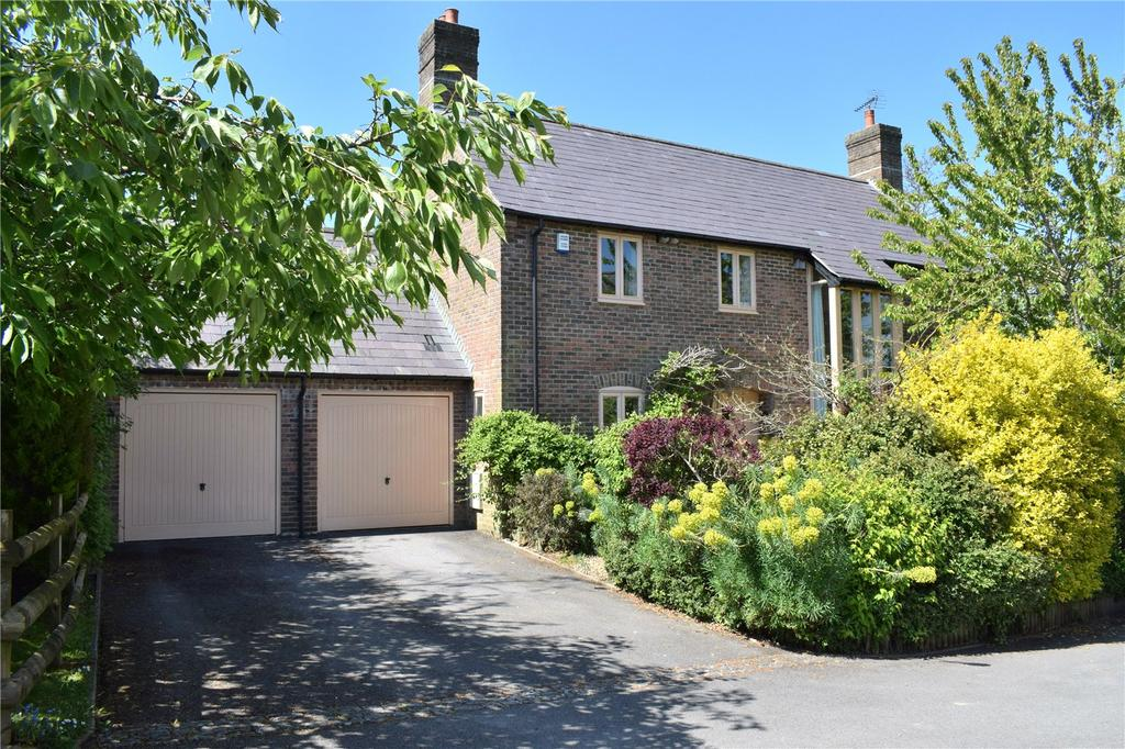 4 Bedrooms Detached House for sale in Southover, Frampton, Dorchester, Dorset